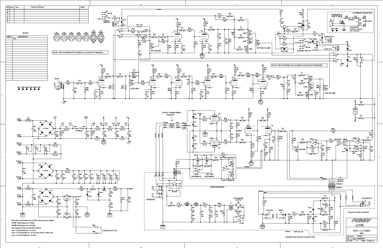 Blaze 5150 Wiring Diagram