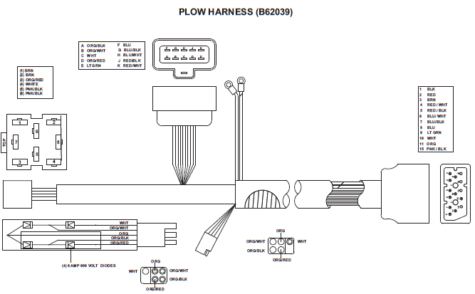 blizzard snow plow wiring harness 11 16 combatarms game de \u2022blizzard plow wiring diagram rh schematron org blizzard plow wiring harness diagram blizzard snow plow wiring