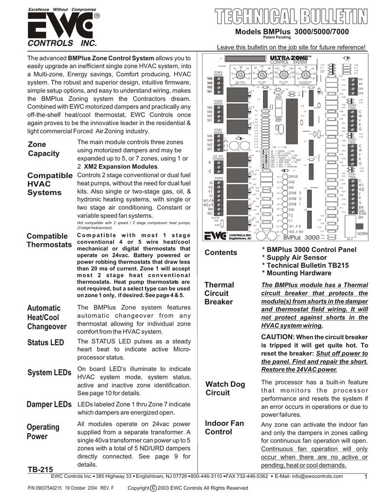 Bmplus 3000 Wiring Diagram