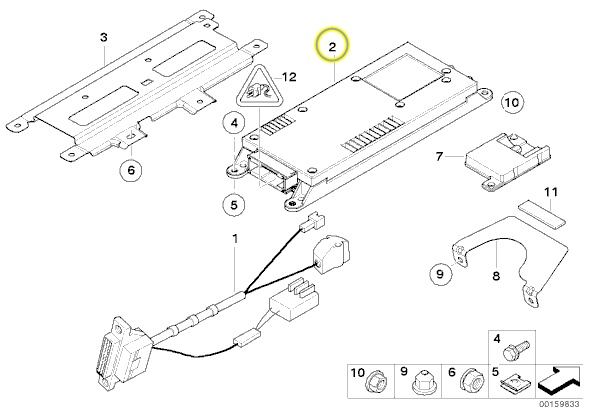 Bmw E39 Non Dsp Wiring Diagram