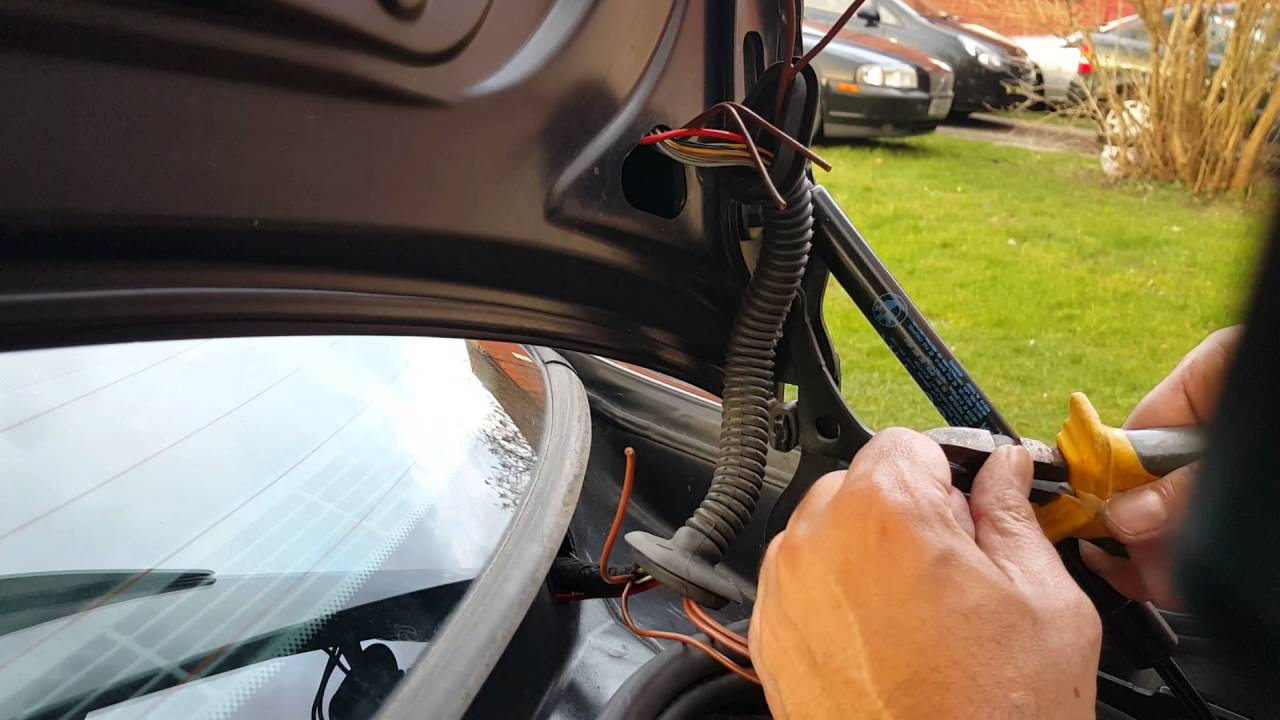 Bmw E90 Trunk Lid Wiring Diagram Free Download Diagrams Pictures Further Trailer