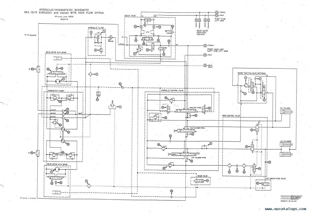 DIAGRAM] S40 Bobcat Wiring Diagram Pdf FULL Version HD Quality ...