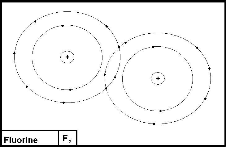 Fluorine Bohr Diagram.Bohr Diagram Fluorine