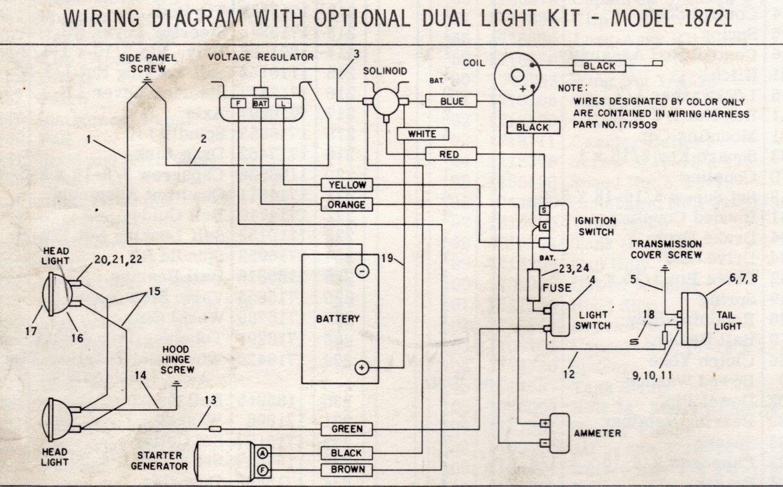 Bolens Carburetor Diagram