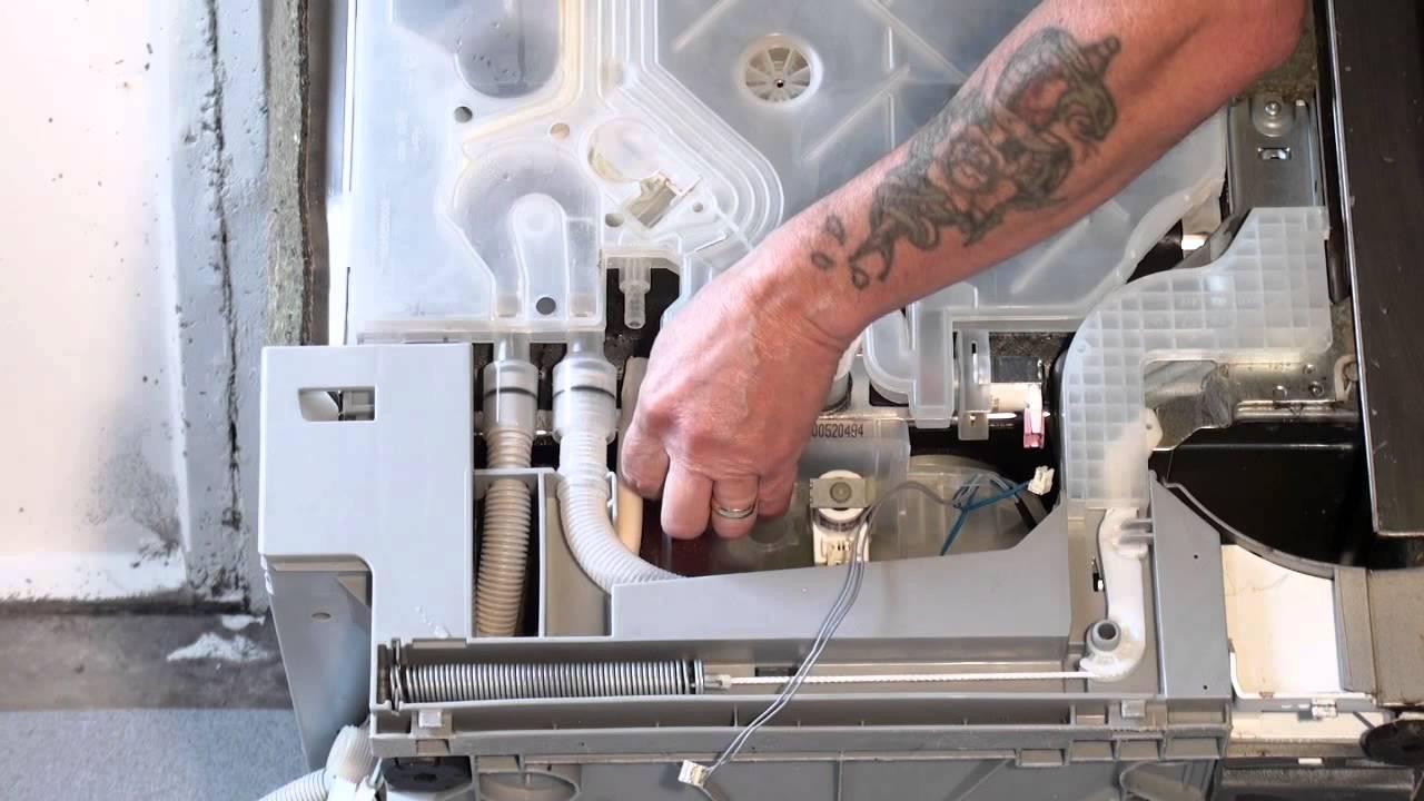 Bosch Dishwasher Shu9915 Inlet Valve Wiring Diagram