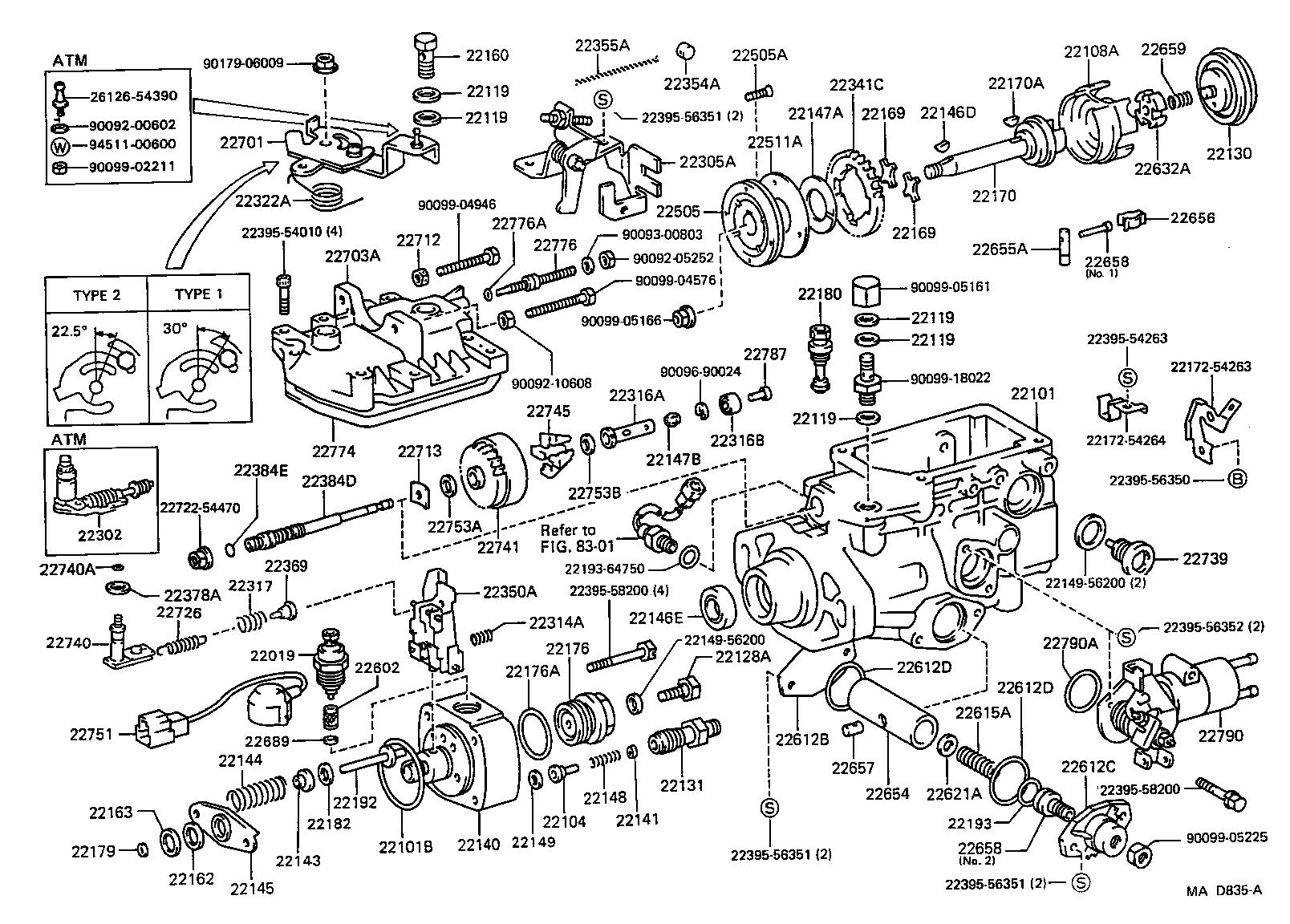 bosch vp44 parts diagram
