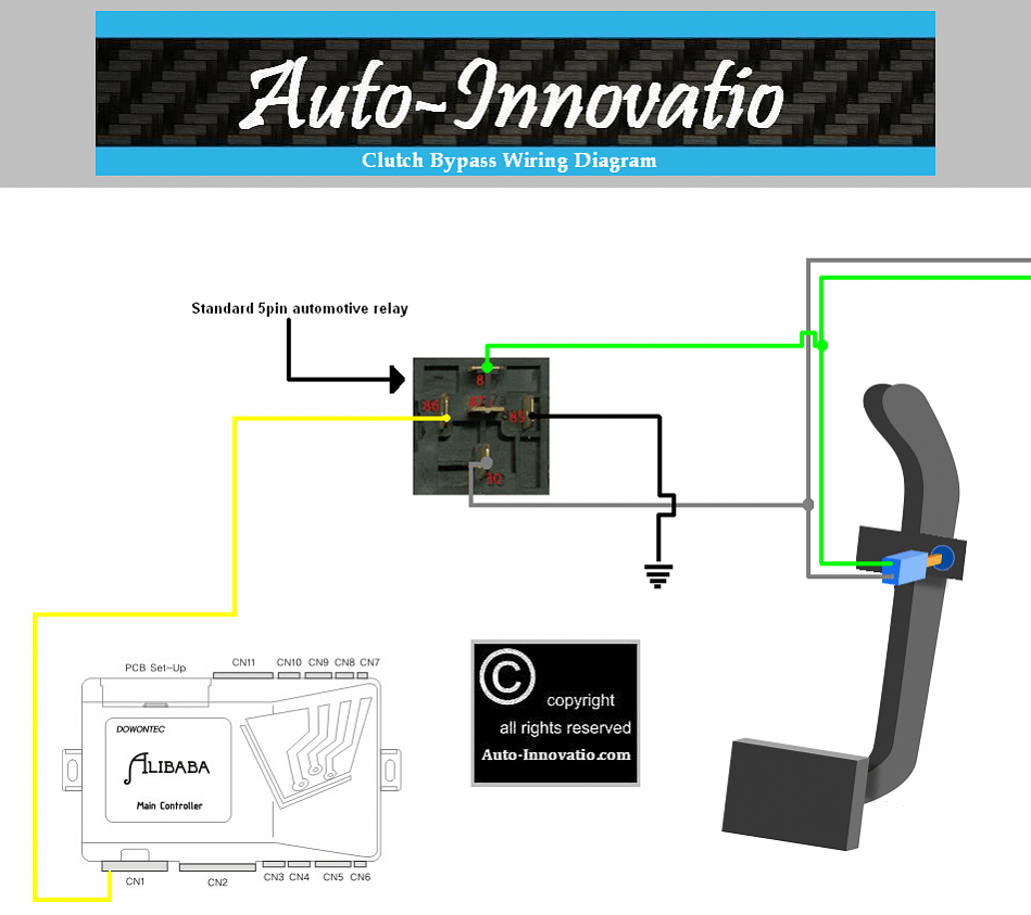 Bosion 6 2 Inch Double Din Wiring Diagram