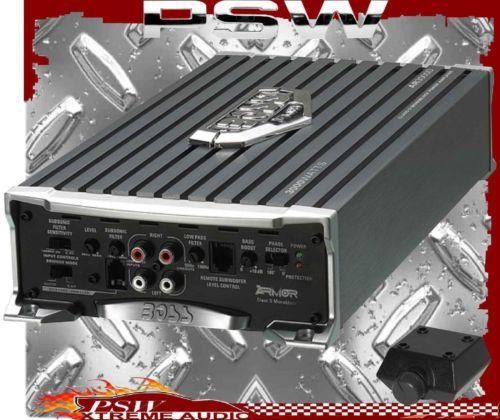 Boss Nx3000 4 Onyx 3000 Watts Wiring Diagram