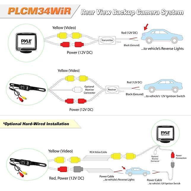 Boyo Backup Camera Wiring Diagram