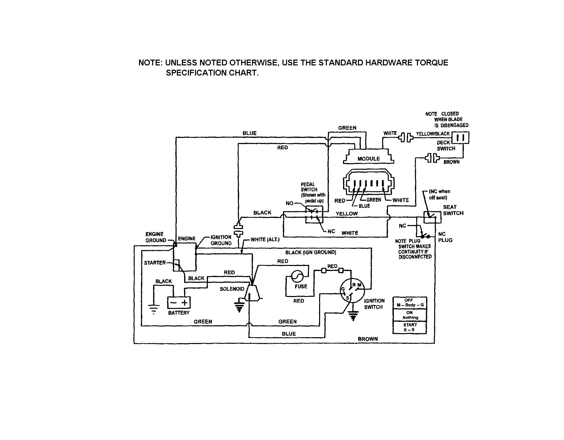 Briggs And Stratton Fuel Solenoid Wiring Diagram 402707