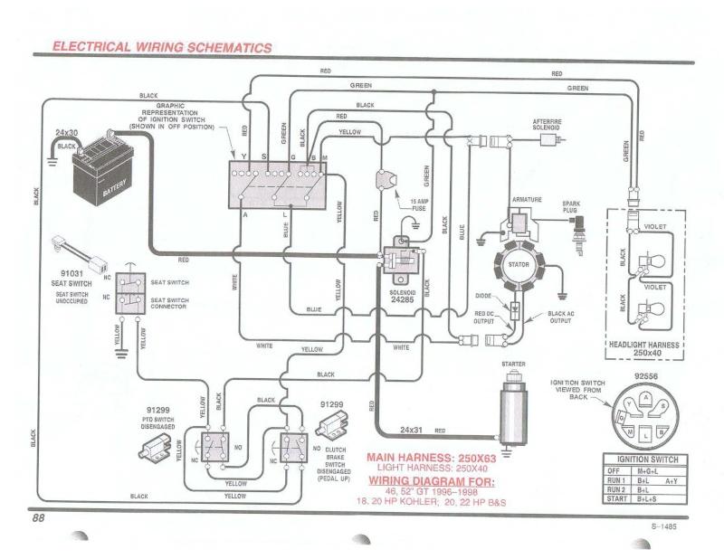 23 Hp Briggs And Stratton Wiring Diagram from schematron.org