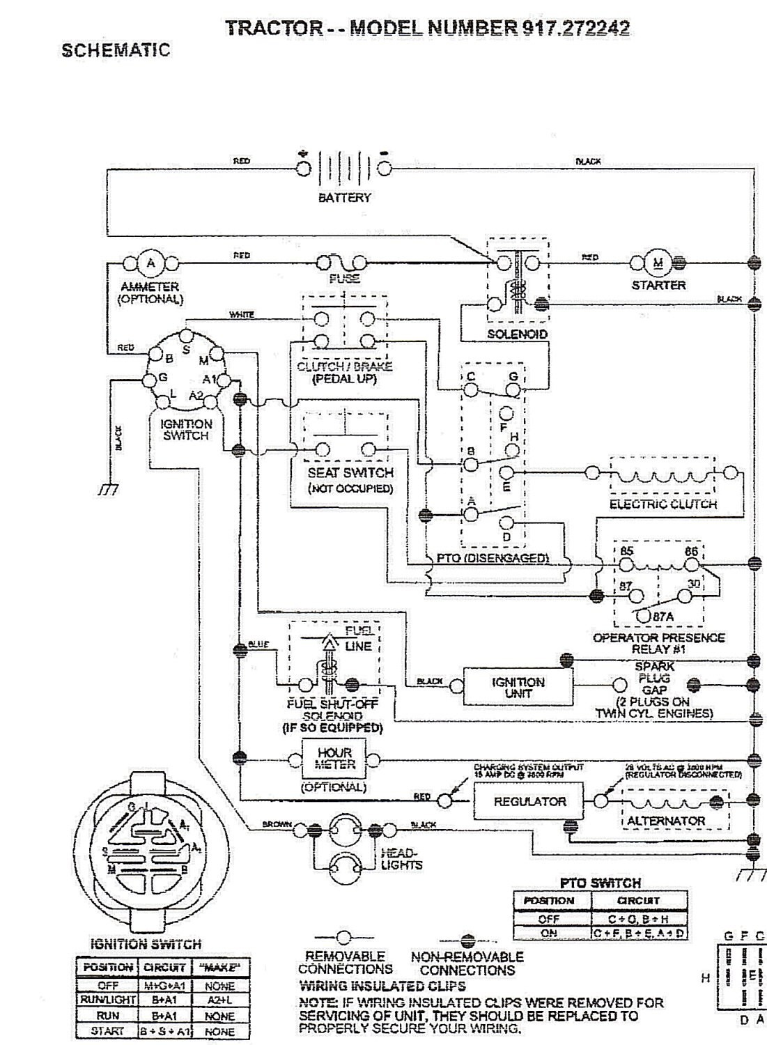 Briggs And Stratton Alternator Wiring Diagram from schematron.org