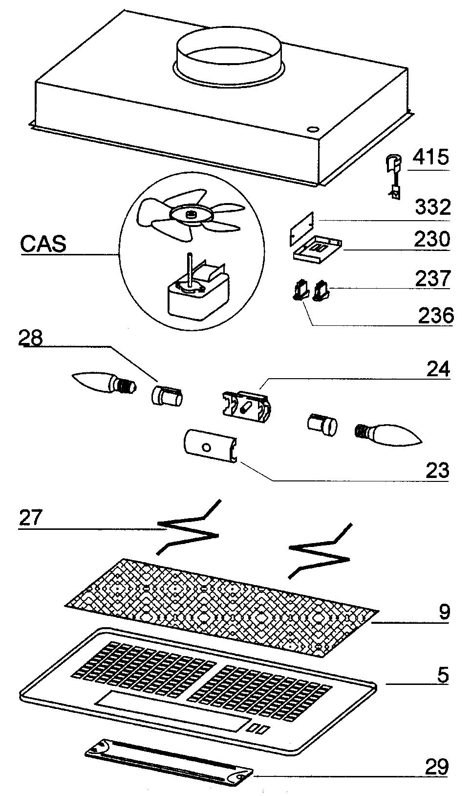 broan 164 wiring diagram