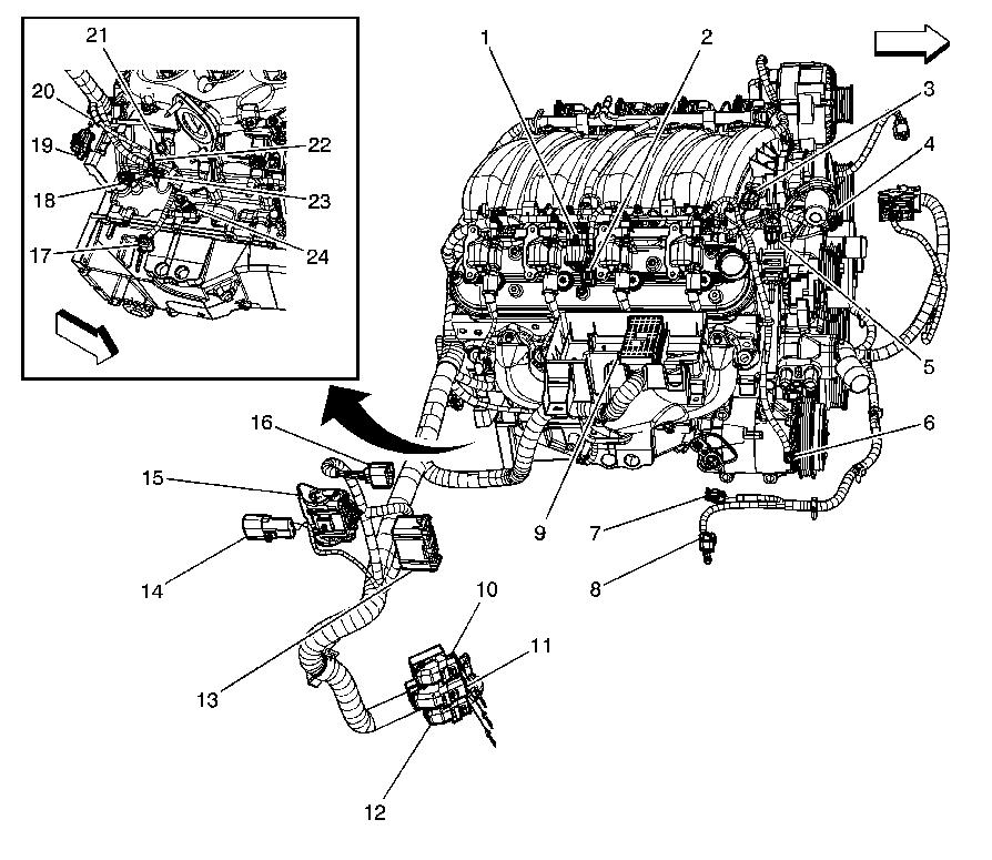 C6 Corvette Wiring Diagram For Cam Position Sensor