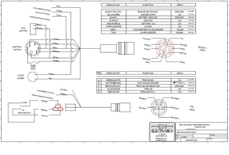 Cajun Bass Boat Wiring Diagram