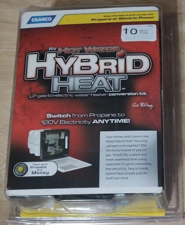 Camco Hybrid Heat Wiring Diagram