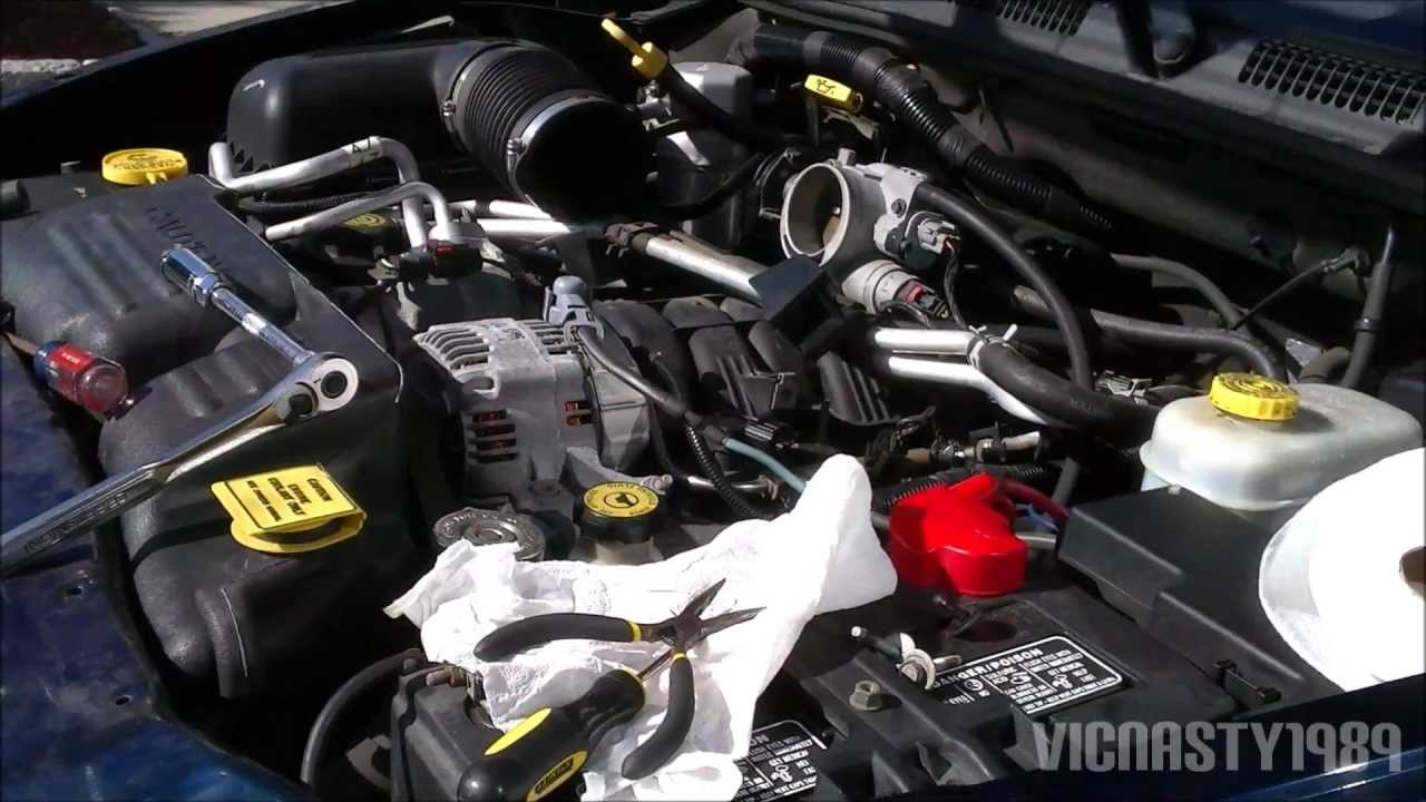 1500 4 7 Spark Plug Diagram On 98 Dodge Ram Spark Plug Wiring Diagram