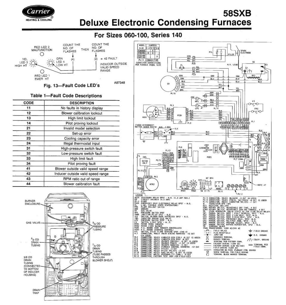 Carrier 30hxc Wiring Diagram on