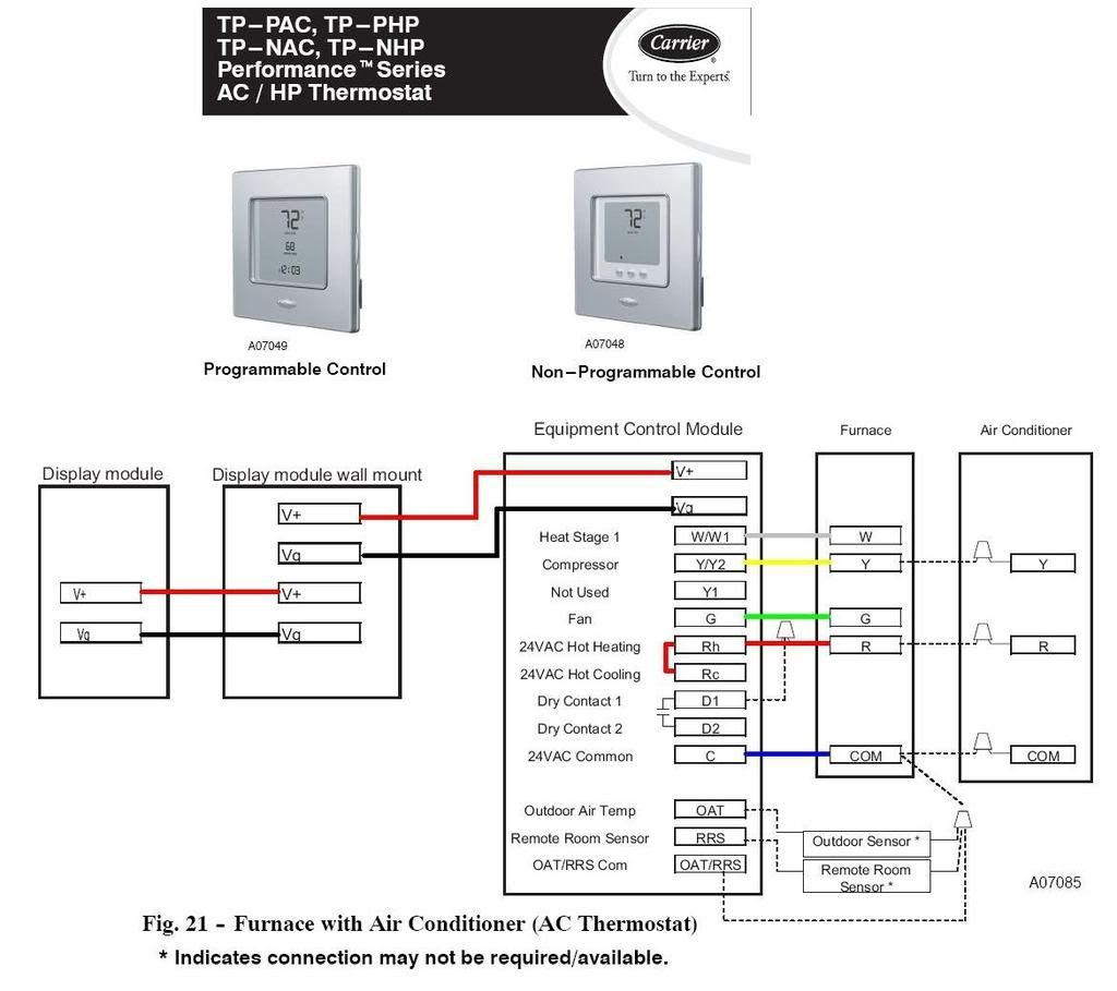 Carrier 38en015300 Wiring Diagram
