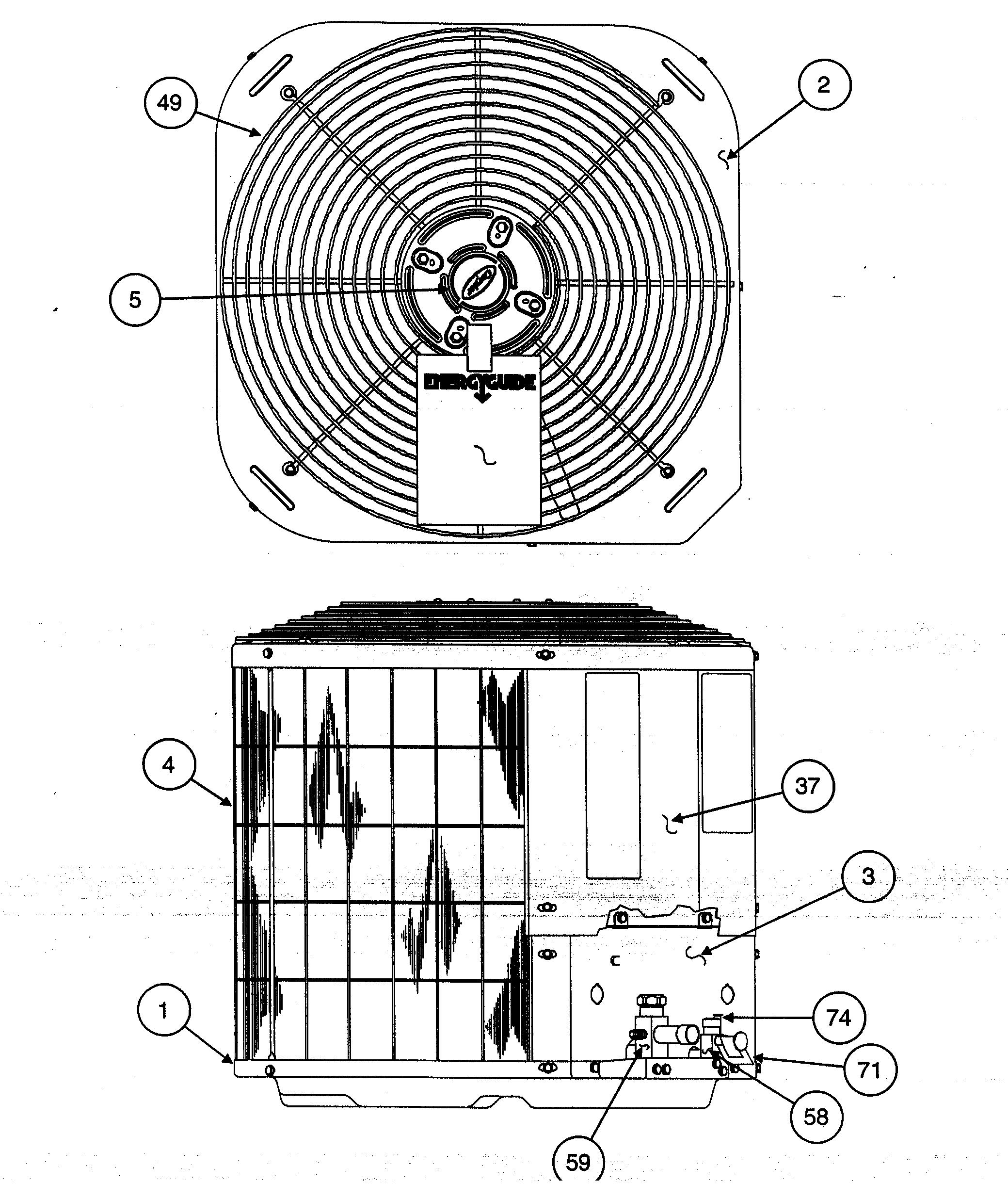 Carrier 48ss Parts Diagram