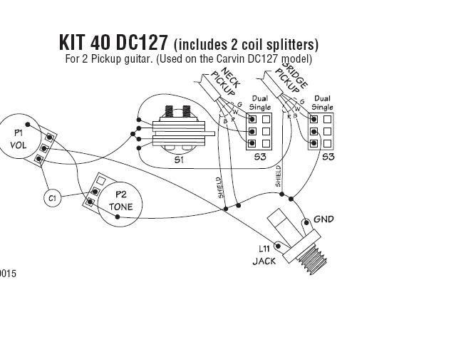 Carvin Wiring Diagram