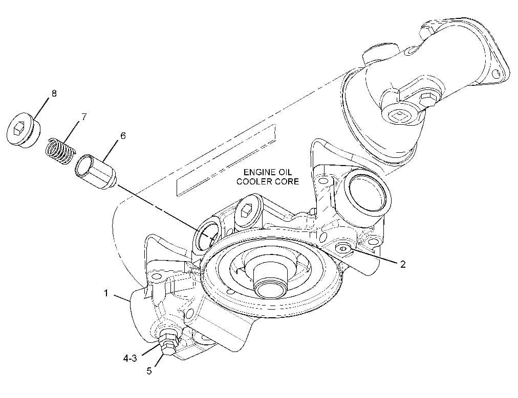 Caterpillar 3406e Engine Diagram
