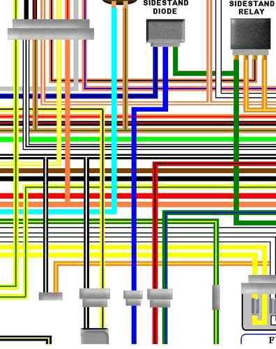 Cb750 K1 Wiring Diagram