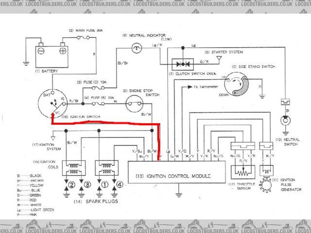 Cbr 929 Wiring Diagram