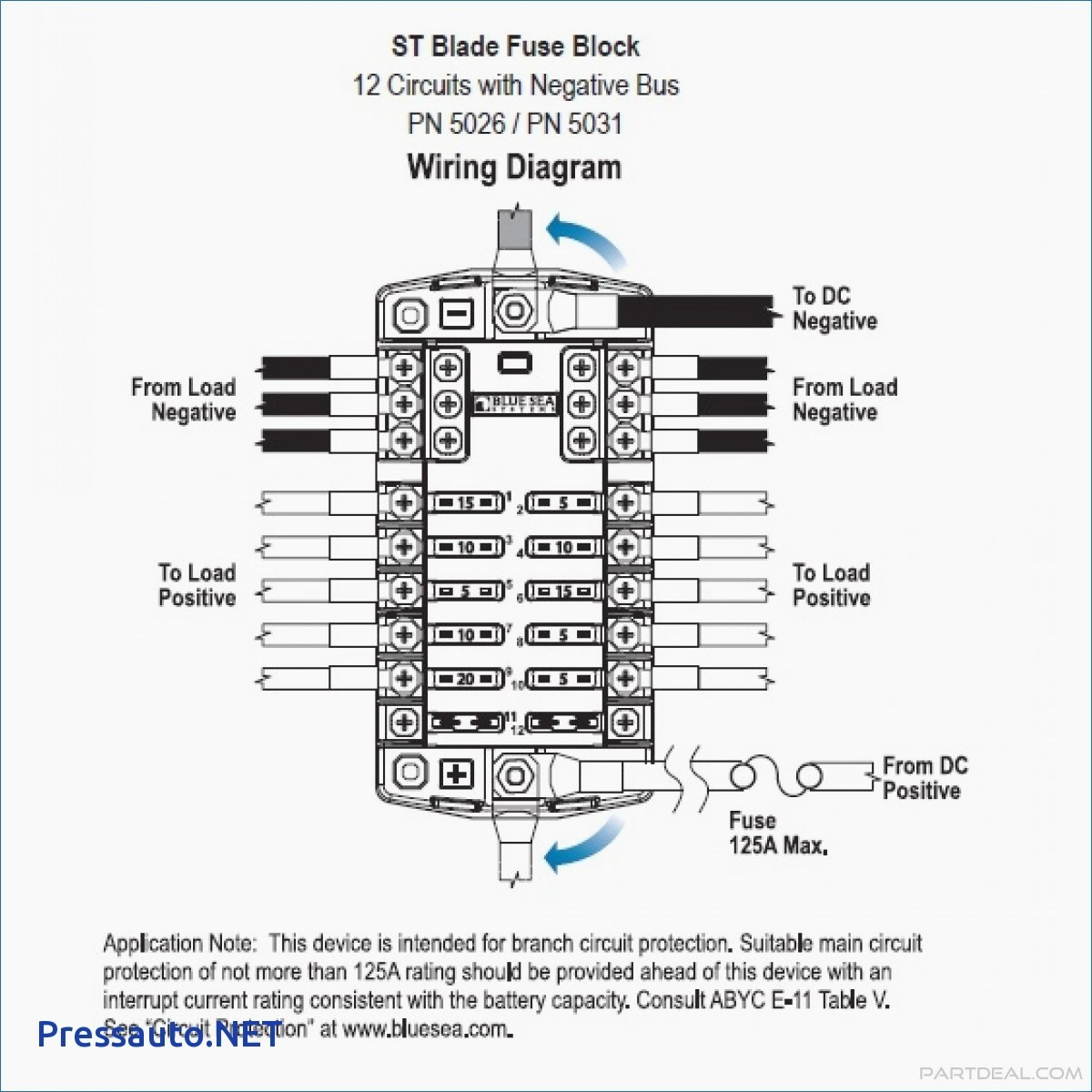 Cbsm Block Wiring Diagram
