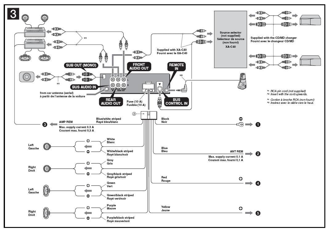Sony Cdx Gt260Mp Wiring Diagram from schematron.org