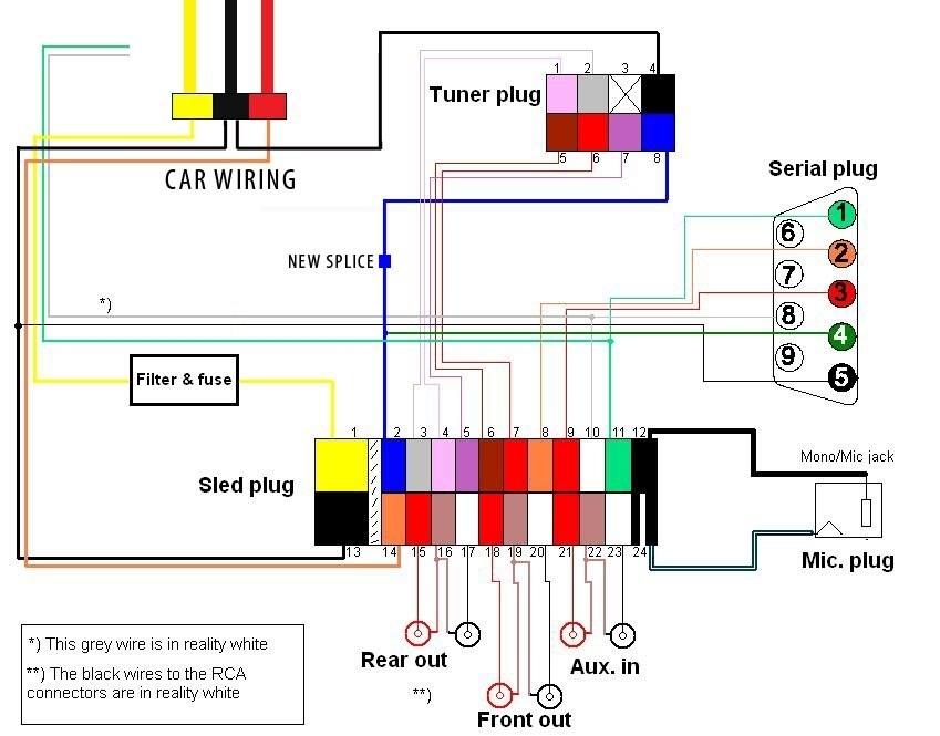 Cdx Gt270mp Wiring Diagram