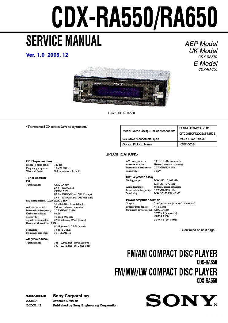 Cdx Gt700hd Wiring Diagram on