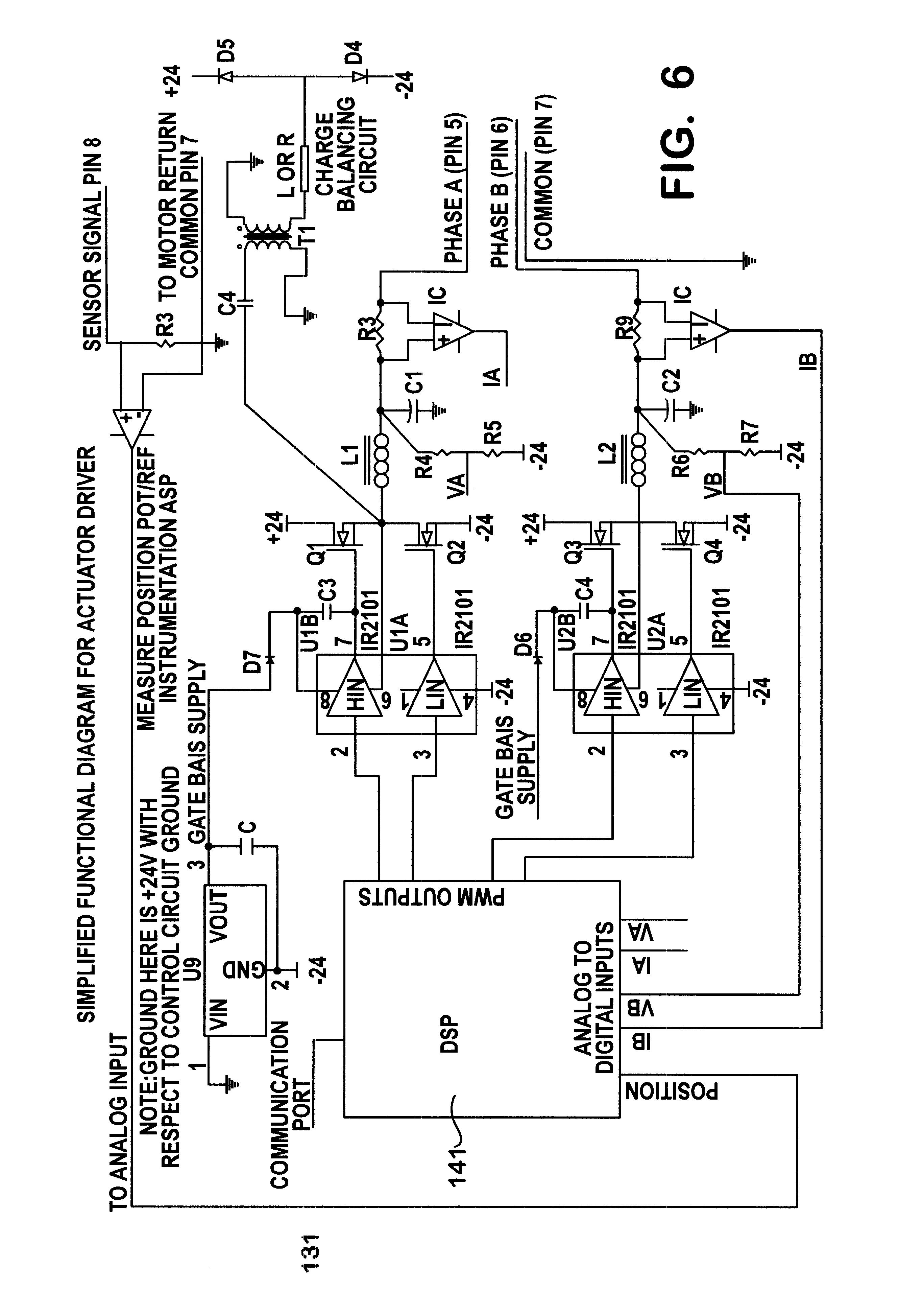 Centurion D5 Wiring Diagram