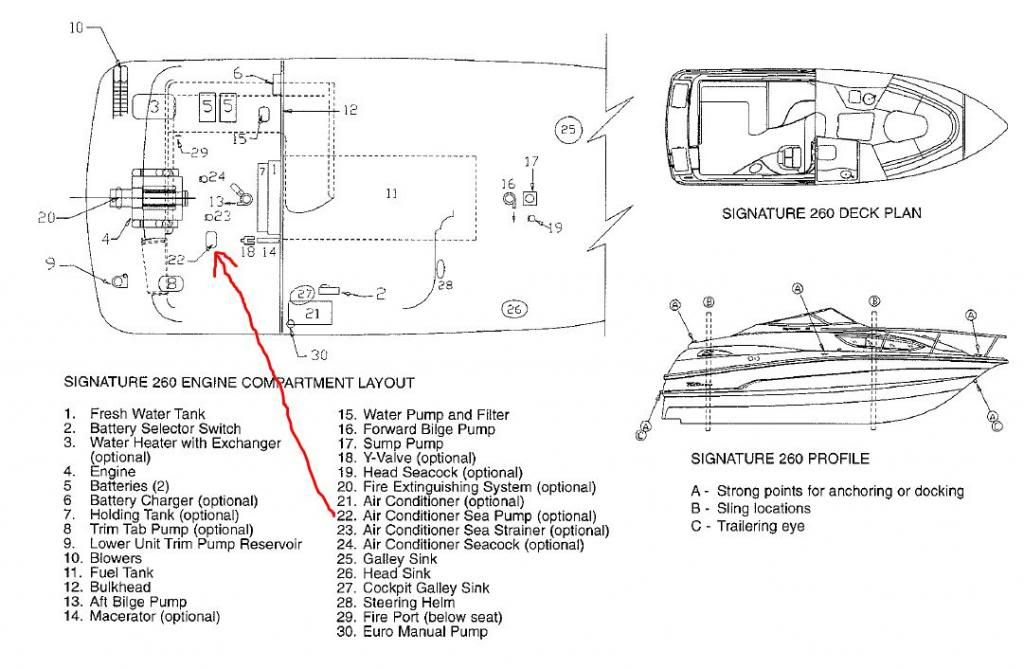 Chaparral Boats Wiring Diagram