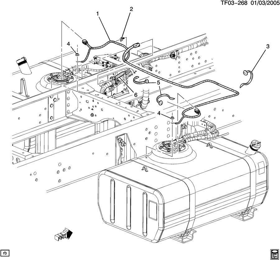 Chevy C4500 Wiring Diagram