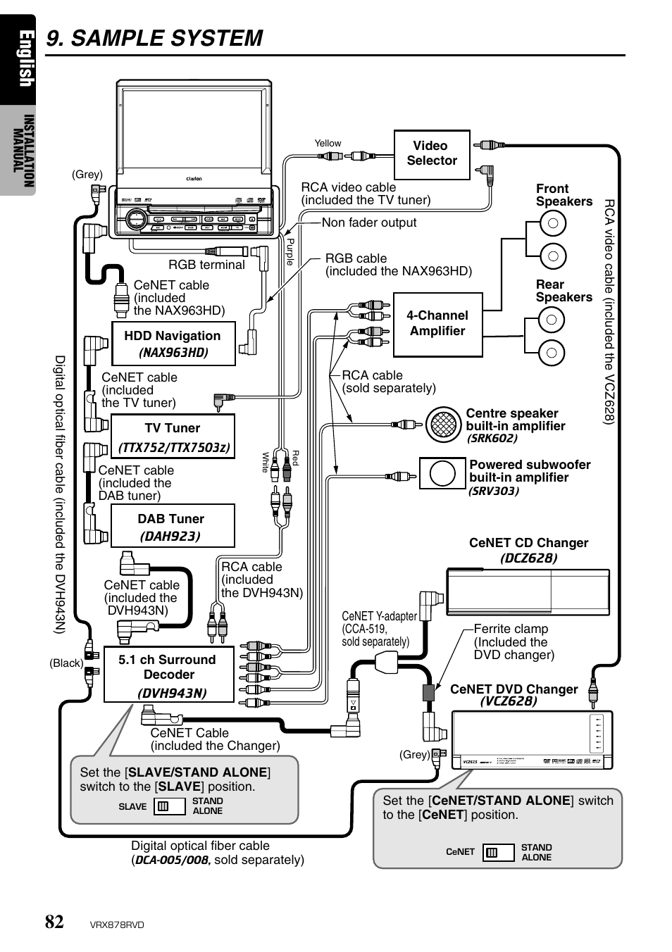 Clarion Wiring Diagram from schematron.org