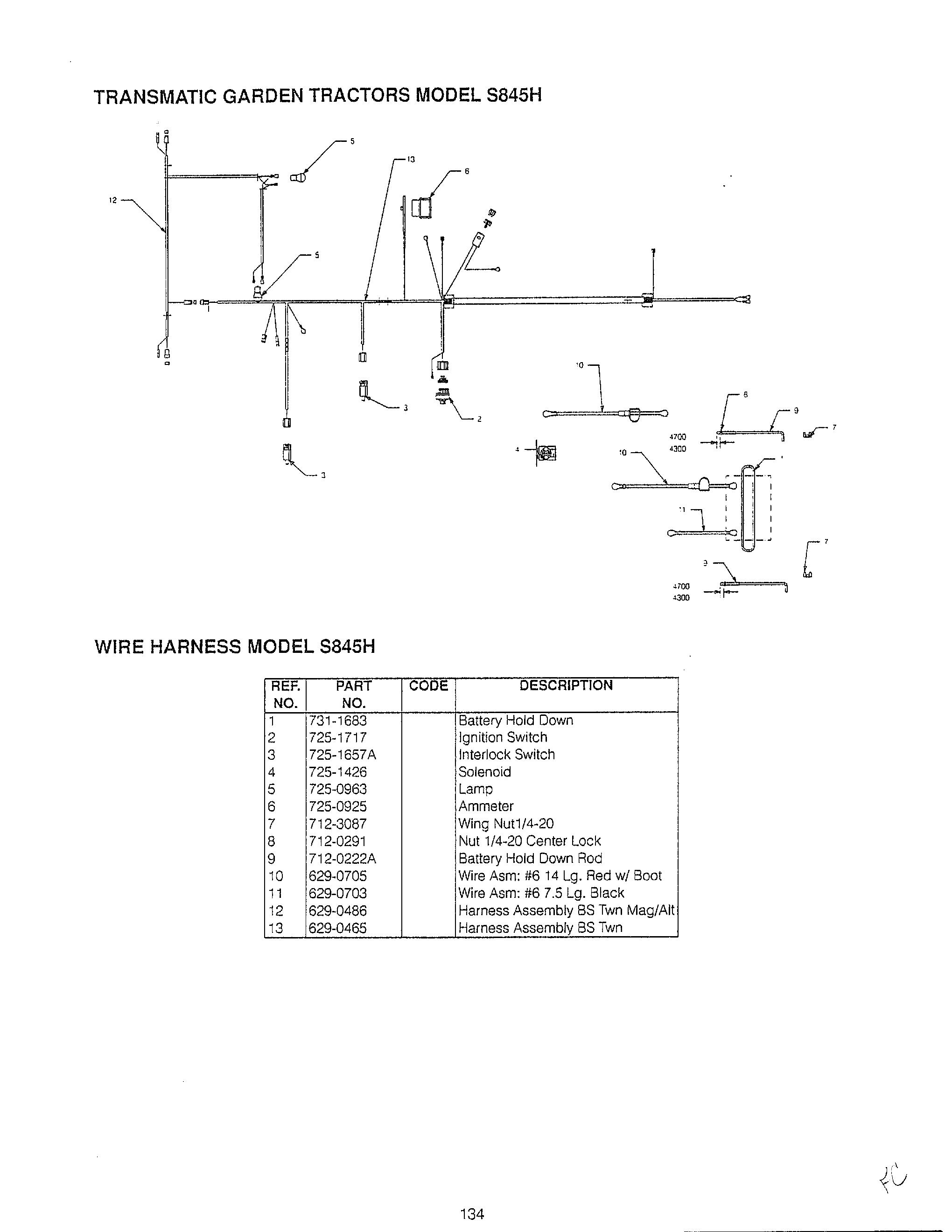 Clarion M109 Wiring Diagram