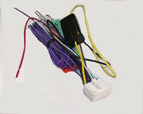 Clarion Nz409 Wiring Diagram