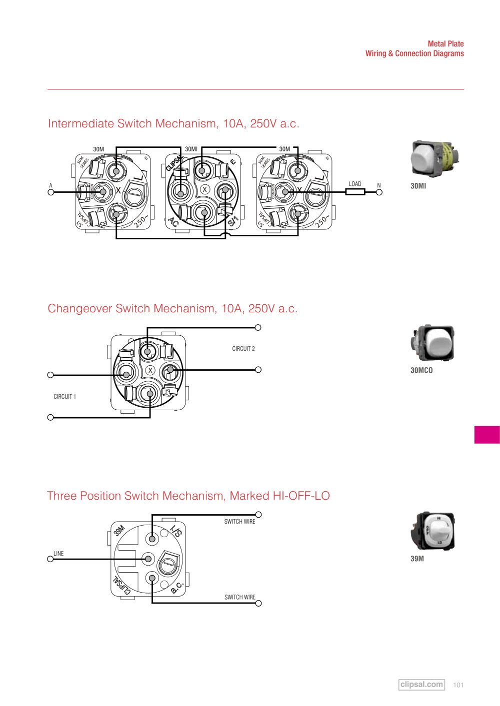 Clipsal Light Switch Wiring Diagram Australia 2 Lights To A