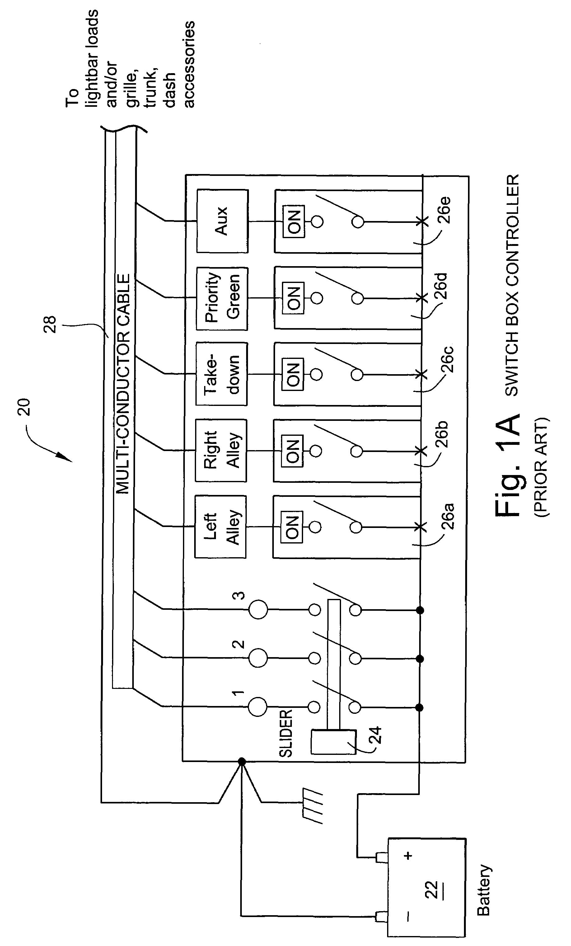 Code 3 Defender Lightbar Wiring Diagram