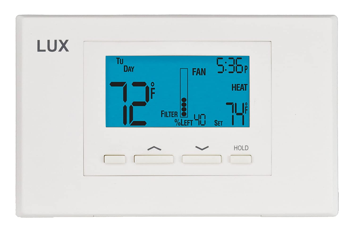 Comfortmaker To Lux Thermostat Wiring Diagram on