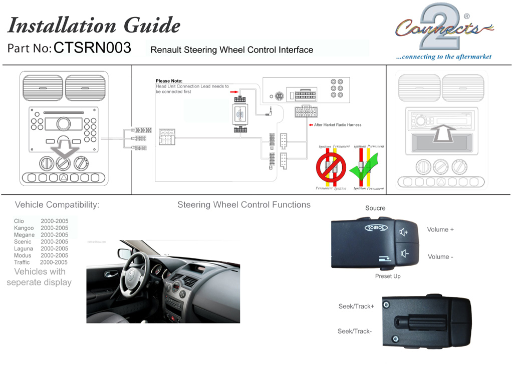 Connects2 Wiring Diagram