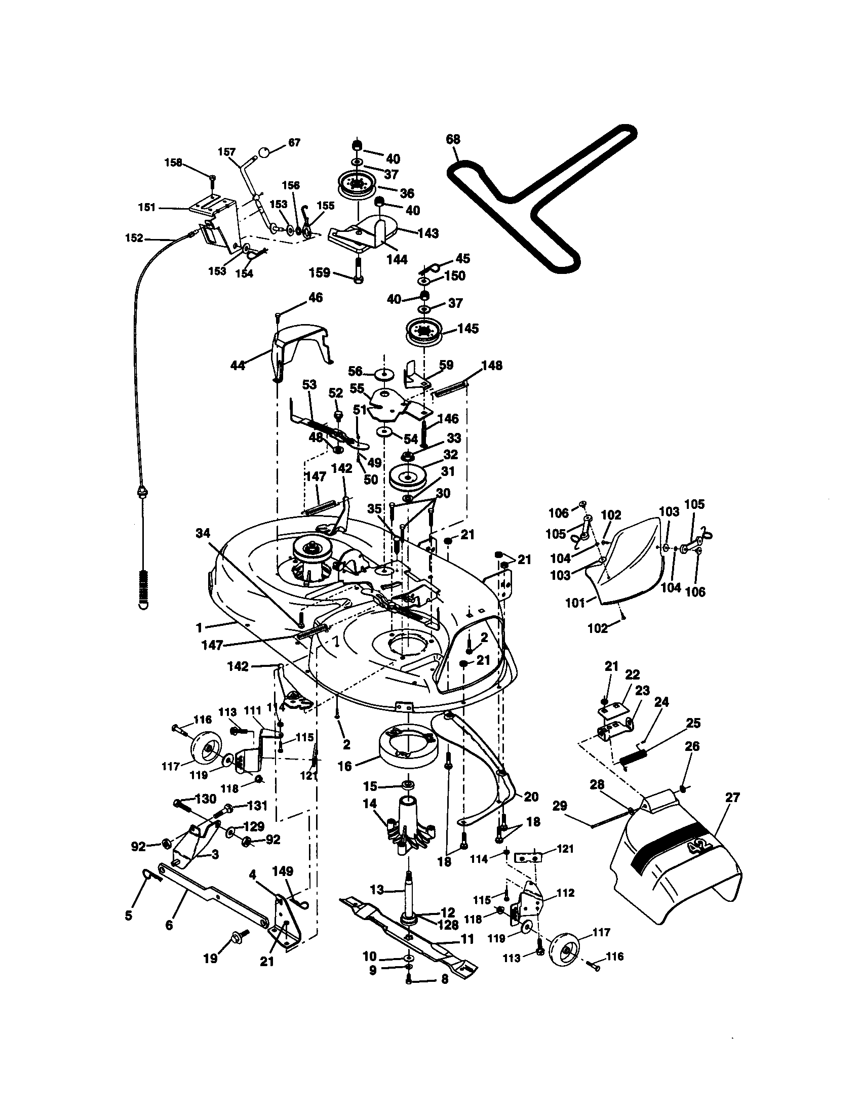 Craftsman 19 5hp Twin Turbo Cool Wiring Diagram