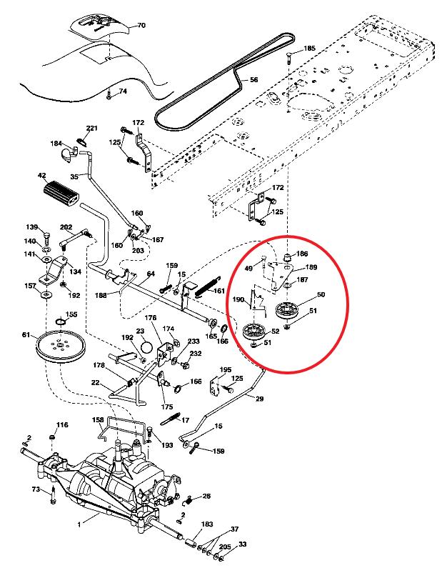 craftsman dlt 3000 wiring diagram  generac engine wiring