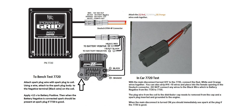 Crank Trigger To Msd Grid Wiring Diagram