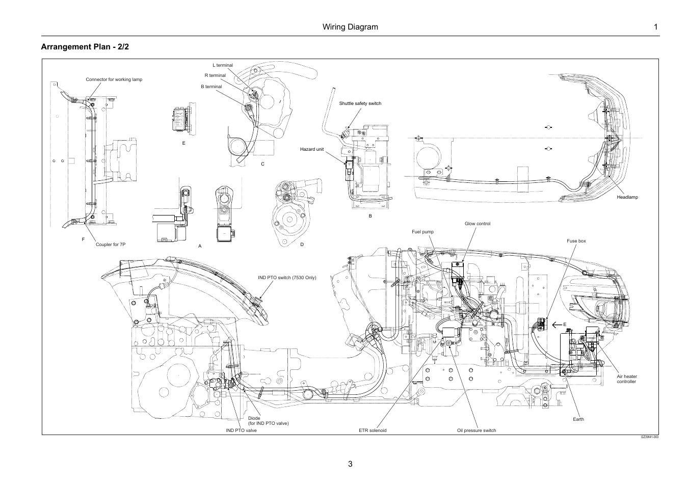 Cub Cadet Gtx 1054 Wiring Diagram