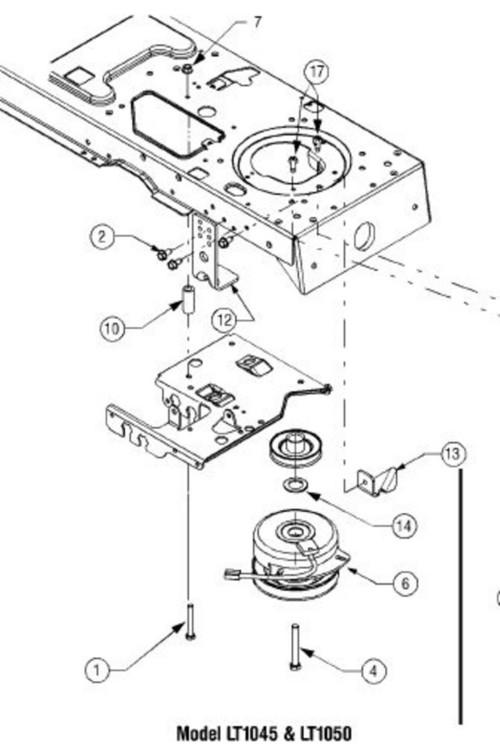 cub cadet xt1 parts diagram bruno super cub 46 wiring diagram