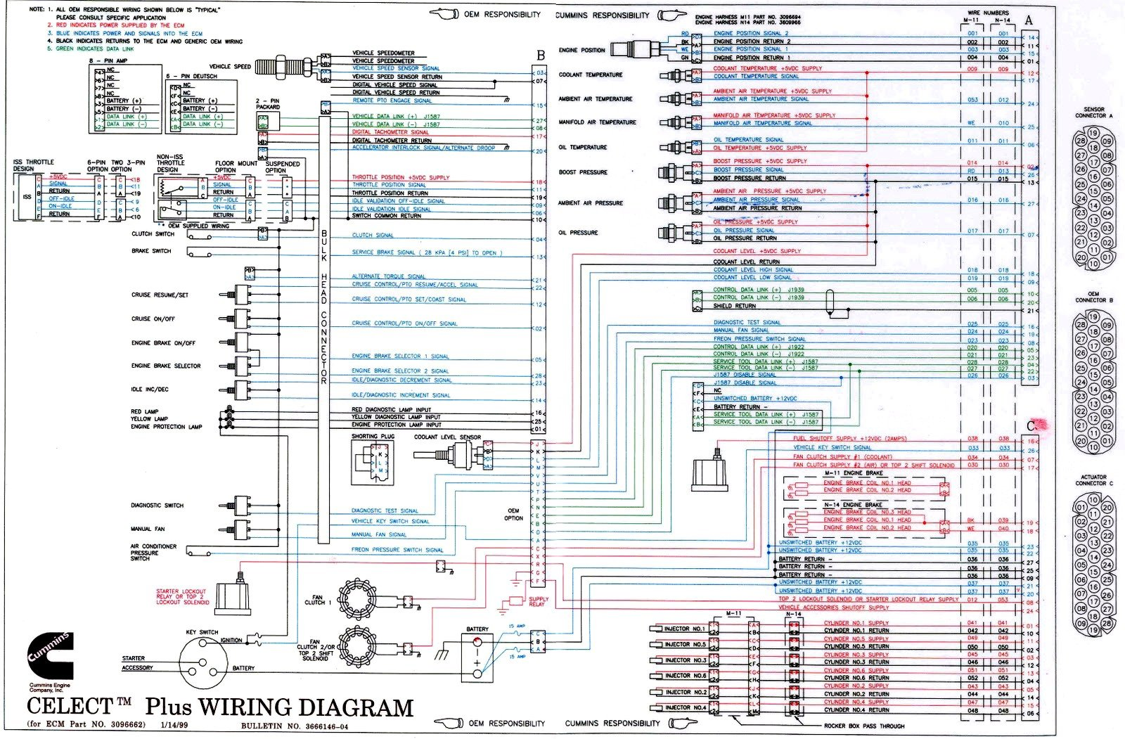 Cummins Isb Ecm    Wiring       Diagram
