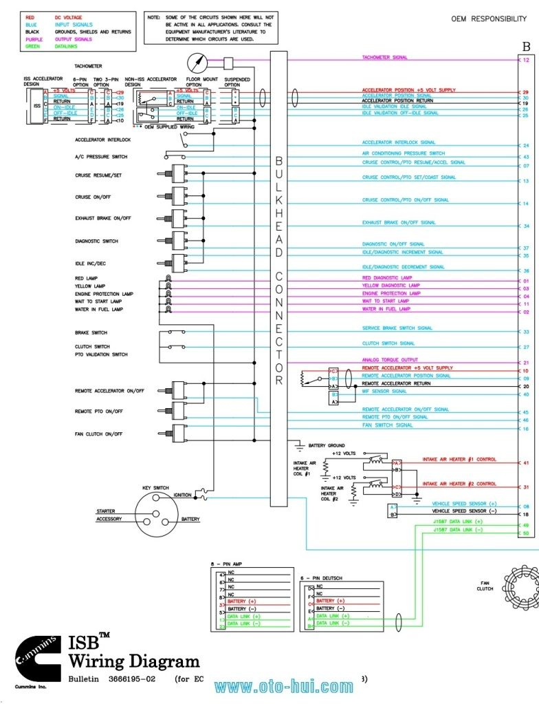 isb cm2150 wiring diagram best wiring library 1998 Ford Contour PCM Wiring Harness Diagram cummins isb ecm wiring diagram