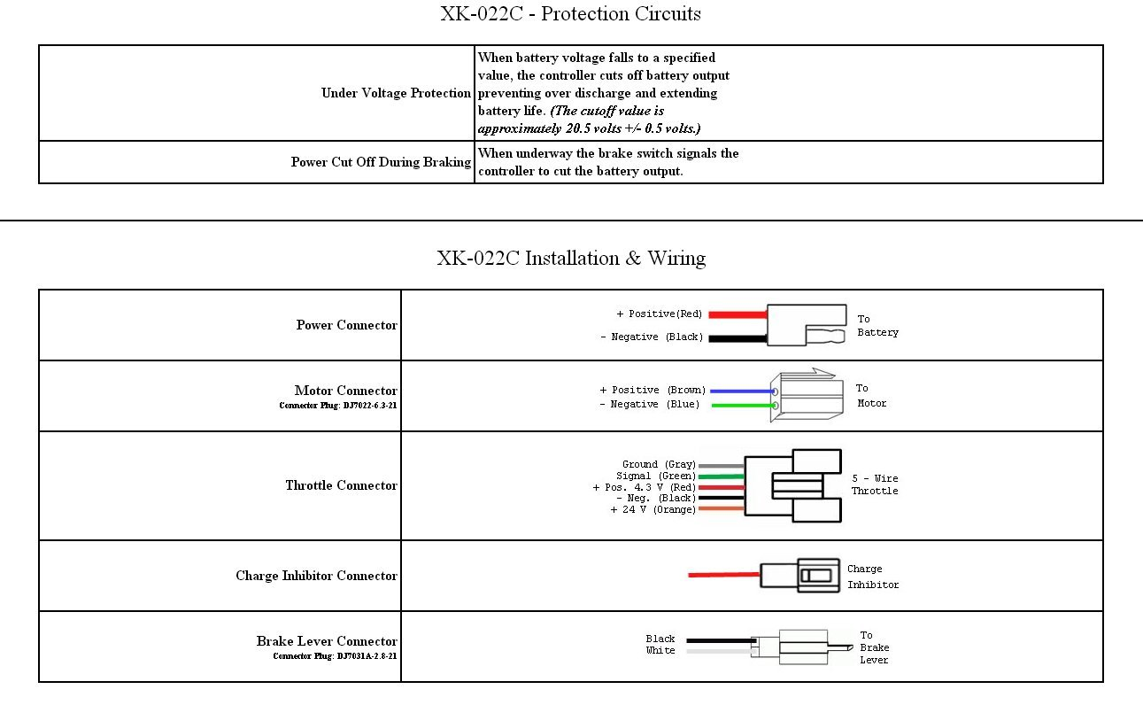 Currie Electro Drive Wiring Diagram